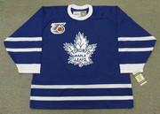 TORONTO MAPLE LEAFS 1940's CCM Vintage Customized Jersey - FRONT
