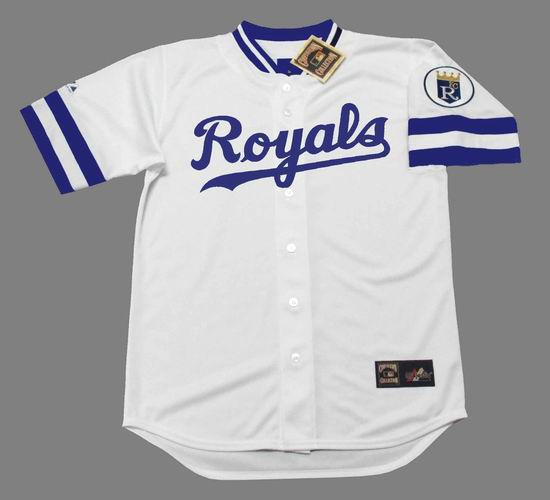 reputable site 6ee09 b6a07 royals throwback jersey