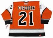 PETER FORSBERG Philadelphia Flyers 2006 CCM Throwback Alternate NHL Hockey Jersey