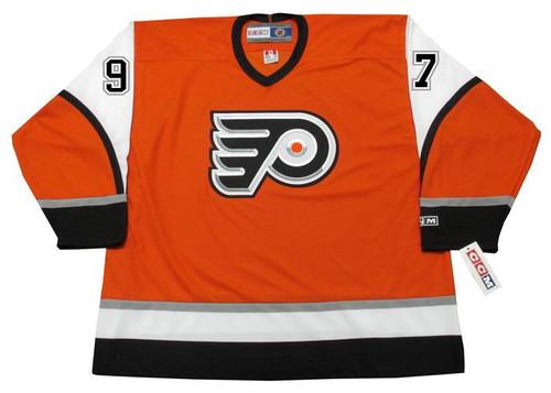 JEREMY ROENICK Philadelphia Flyers 2003 CCM Throwback Alternate NHL Hockey Jersey - Front
