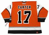 JEFF CARTER Philadelphia Flyers 2006 CCM Throwback Alternate NHL Hockey Jersey