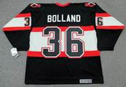 DAVE BOLLAND Chicago Blackhawks 1930's CCM Vintage NHL Hockey Jersey