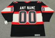 "CHICAGO BLACKHAWKS 1930's CCM Vintage Jersey Customized ""Any Name & Number(s)"""