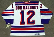DON MALONEY New York Rangers 1979 CCM Vintage Home NHL Hockey Jersey