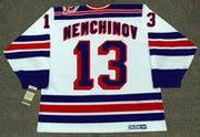 SERGEI NEMCHINOV New York Rangers 1994 CCM Vintage Home NHL Hockey Jersey