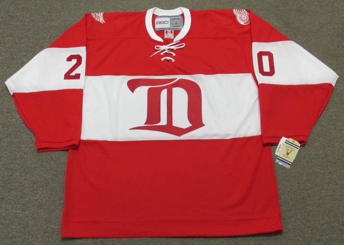 hot sales bb92e 6ba6a MICKEY REDMOND Detroit Red Wings CCM 2014