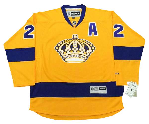 on sale ce09d ba8d1 MATT GREENE Los Angeles Kings 2015 REEBOK Throwback NHL Hockey Jersey