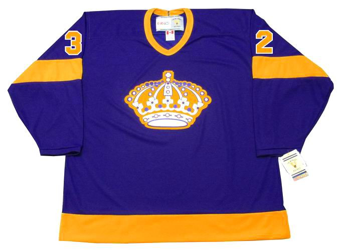 ad9213a13 ... Los Angeles Kings 1970's CCM Vintage Throwback NHL Hockey Jersey. Image  1. Image 2. Image 3. Image 4. Image 5. See 4 more pictures