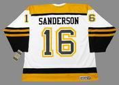 DEREK SANDERSON Boston Bruins 1960's CCM Vintage Away NHL Hockey Jersey