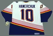 DALE HAWERCHUK St. Louis Blues 1996 Home CCM NHL Vintage Throwback Jersey