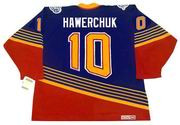DALE HAWERCHUK St. Louis Blues 1996 Away CCM NHL Vintage Throwback Jersey
