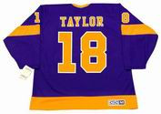DAVE TAYLOR Los Angeles Kings 1978 CCM Vintage Away NHL Hockey Jersey