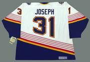 CURTIS JOSEPH St. Louis Blues 1994 Home CCM NHL Vintage Throwback Jersey