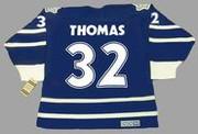STEVE THOMAS Toronto Maple Leafs 1998 CCM Vintage Throwback NHL Hockey Jersey