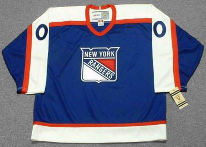 JOHN DAVIDSON New York Rangers 1978 CCM Vintage Throwback NHL Hockey ... 1695ff090