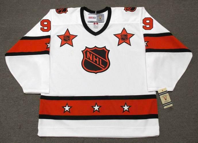 new product 74c77 b0df8 GORDIE HOWE 1980 CCM Vintage Throwback NHL