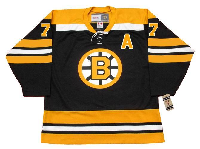 ... Throwback Away NHL Hockey Jersey. Image 1
