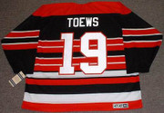 JONATHAN TOEWS Chicago Blackhawks 1940's CCM Throwback Away Hockey Jersey