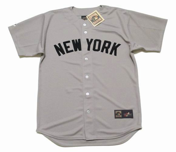 huge selection of ec80b 5a8a7 ROGER MARIS New York Yankees 1961 Majestic Cooperstown Away Jersey