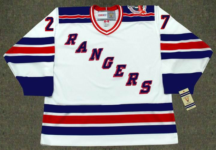 870d4e25f8b ALEX KOVALEV New York Rangers 1994 CCM Vintage Throwback NHL Hockey Jersey  - BACK. See 4 more pictures