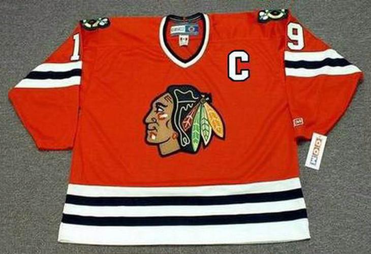 size 40 594b2 d9d15 JONATHAN TOEWS Chicago Blackhawks 2009 Home CCM Throwback NHL Jersey