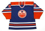 WAYNE GRETZKY Edmonton Oilers 1978 WHA Throwback Hockey Jersey - FRONT