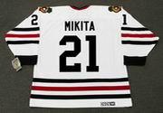 STAN MIKITA Chicago Blackhawks 1967 CCM Vintage Throwback NHL Hockey Jersey