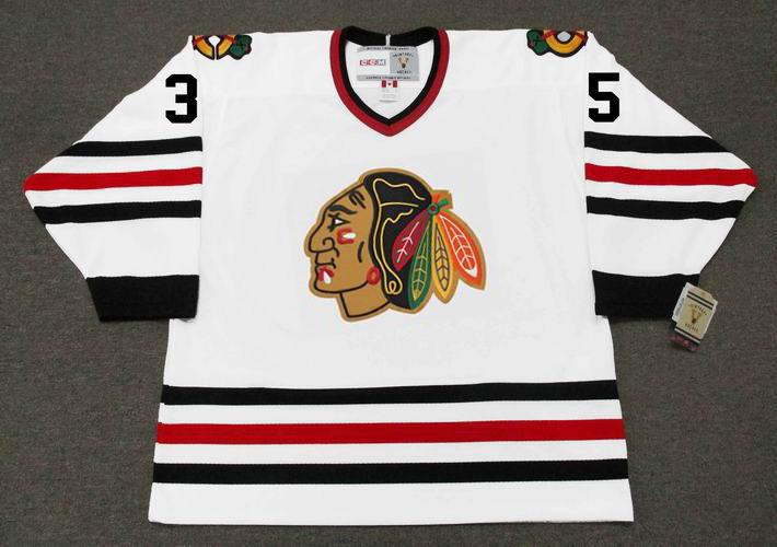 ee54043f7 CCM | TONY ESPOSITO Chicago Blackhawks 1970 Vintage Throwback NHL ...
