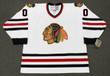 CLARK GRISWOLD  Blackhawks Jersey CCM NHL Vintage Throwback - FRONT