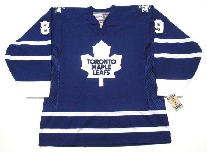 online store 31d5e 10d25 ALEXANDER MOGILNY Toronto Maple Leafs 2002 CCM Vintage Home NHL Hockey  Jersey