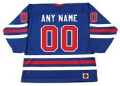 "WINNIPEG JETS 1970's WHA Throwback Hockey Jersey Customized ""Any Name & Number(s)"""