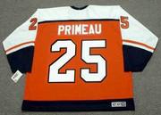 KEITH PRIMEAU Philadelphia Flyers 1999 Away CCM Throwback NHL Hockey Jersey - BACK