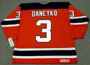 KEN DANEYKO New Jersey Devils 2003 Away CCM Throwback NHL Hockey Jersey - BACK