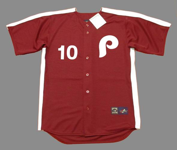 ad090ee9 Home · Cooperstown Throwback Baseball Jerseys · Philadelphia Phillies;  LARRY BOWA Philadelphia Phillies 1979 Majestic Cooperstown Throwback Jersey.  Image 1