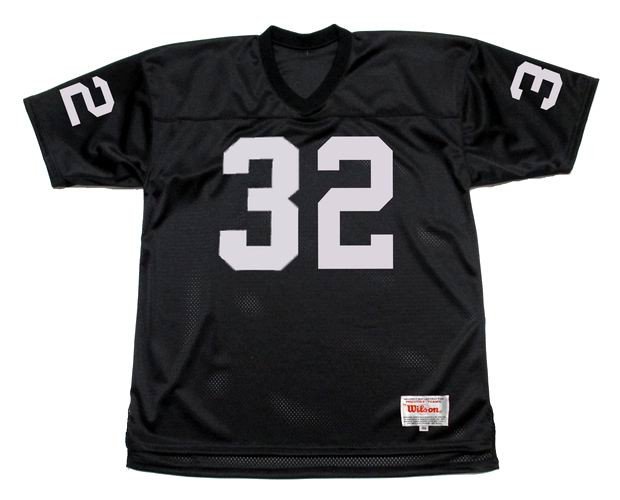 wholesale dealer 92b43 ecdbf JACK TATUM Oakland Raiders 1976 Throwback Home NFL Football Jersey