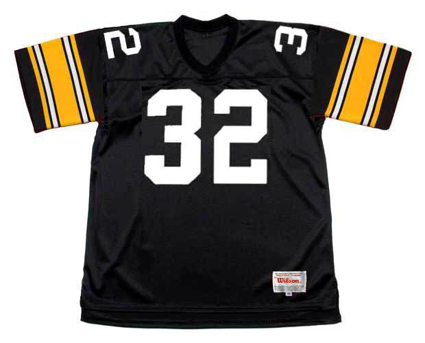 f902499d020 FRANCO HARRIS Pittsburgh Steelers 1979 Throwback Home NFL Football Jersey -  BACK. See 4 more pictures