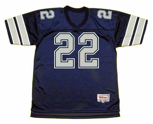 check out cd7c7 2f8f9 EMMITT SMITH Dallas Cowboys 1992 Throwback NFL Football Jersey