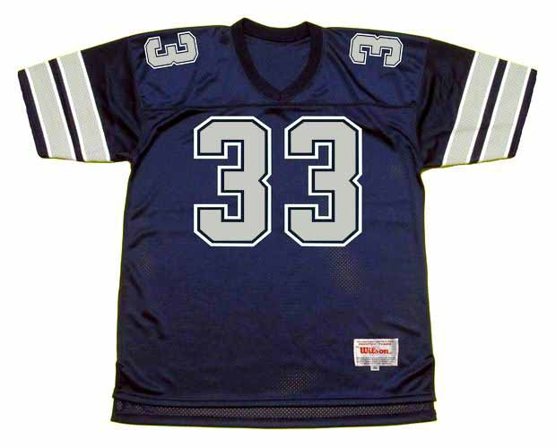 67baf4c99b3 TONY DORSETT Dallas Cowboys 1985 Throwback NFL Football Jersey - THUMBNAIL.  See 4 more pictures