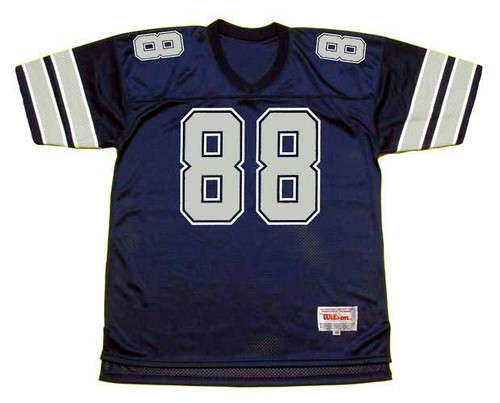 DREW PEARSON Dallas Cowboys 1981 Throwback NFL Football Jersey - FRONT
