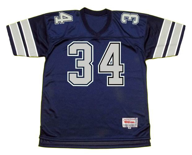 big sale d4f6d a2d8b HERSCHEL WALKER Dallas Cowboys 1988 Throwback NFL Football Jersey