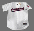 HARMON KILLEBREW Washington Senators 1960 Majestic Baseball Throwback Jersey - FRONT