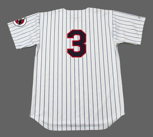 HARMON KILLEBREW Washington Senators 1960 Majestic Baseball Throwback Jersey - BACK