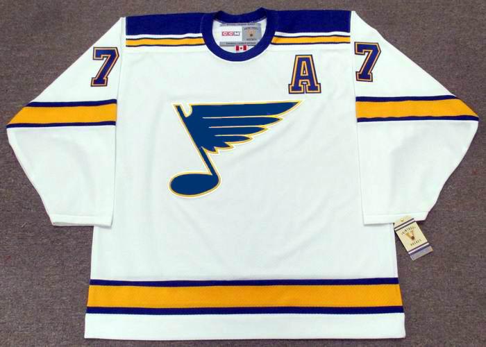42b9166d3 GARRY UNGER St. Louis Blues 1972 CCM Vintage Throwback Away NHL ...