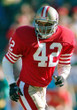 RONNIE LOTT San Francisco 49ers 1988 Throwback Home NFL Football Jersey - ACTION