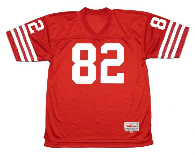 23d03015250 ... JOHN TAYLOR San Francisco 49ers 1988 Throwback Home NFL Football Jersey.  Image 1. Image 2. Image 3. Image 4. Image 5. See 4 more pictures