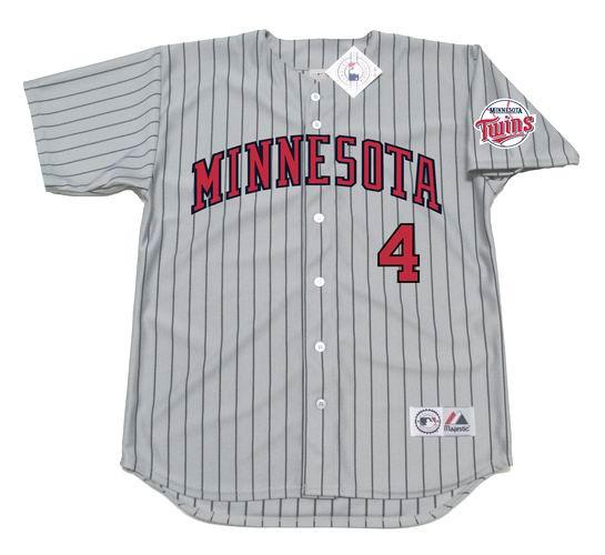 buy popular 723b7 f667d PAUL MOLITOR Minnesota Twins 1998 Majestic Throwback Away Baseball Jersey