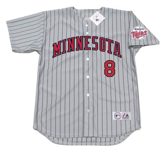 1f4ae142 MAJESTIC | GARY GAETTI Minnesota Twins 1988 Throwback Baseball Jersey