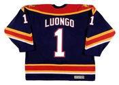 ROBERTO LUONGO Florida Panthers 2003 CCM Vintage Throwback NHL Hockey Jersey