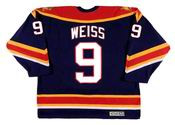 STEPHEN WEISS Florida Panthers 2003 CCM Vintage Throwback NHL Hockey Jersey