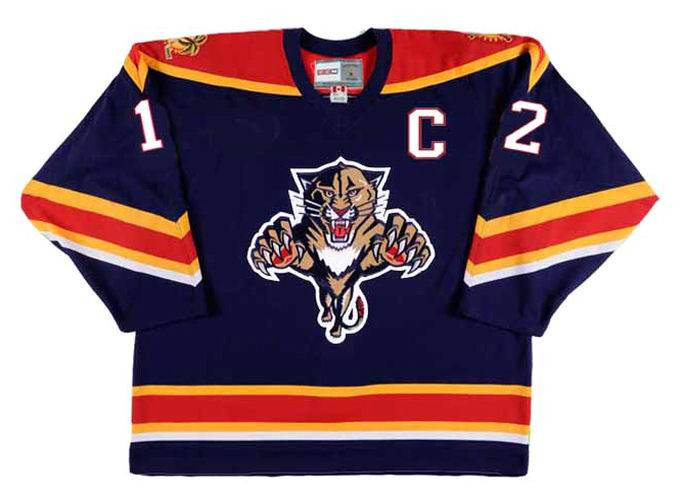 florida panther jersey new